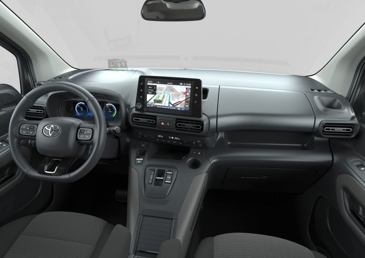 Toyota Proace City Electric 10