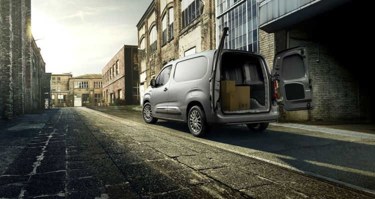 Toyota Proace City Electric 4