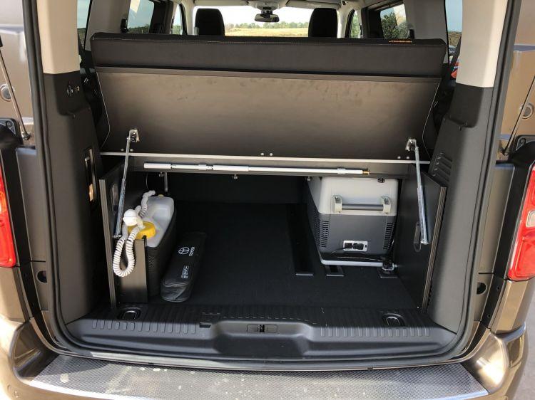 Toyota Proace Verso Camper 2019 1 Interior