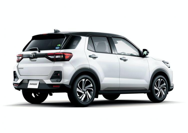 Toyota Raize 2020 23