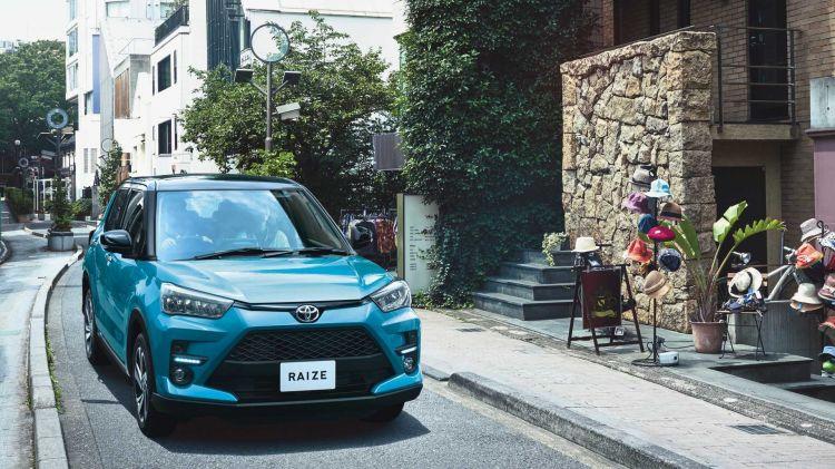 Toyota Raize Dm 2