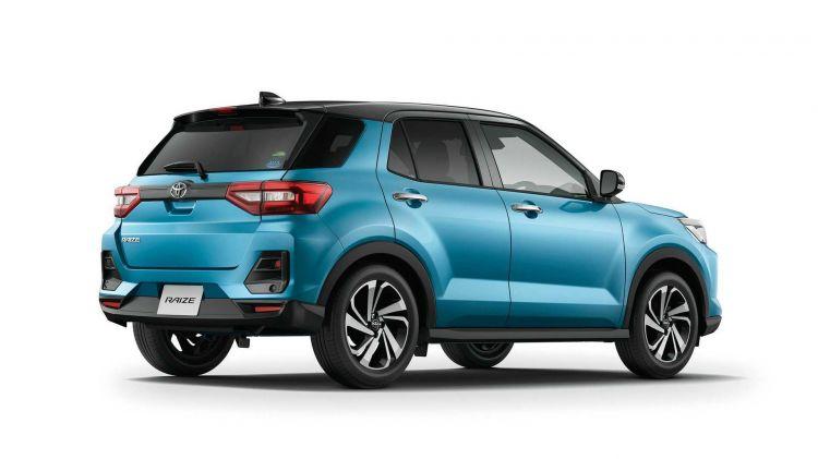 Toyota Raize Dm