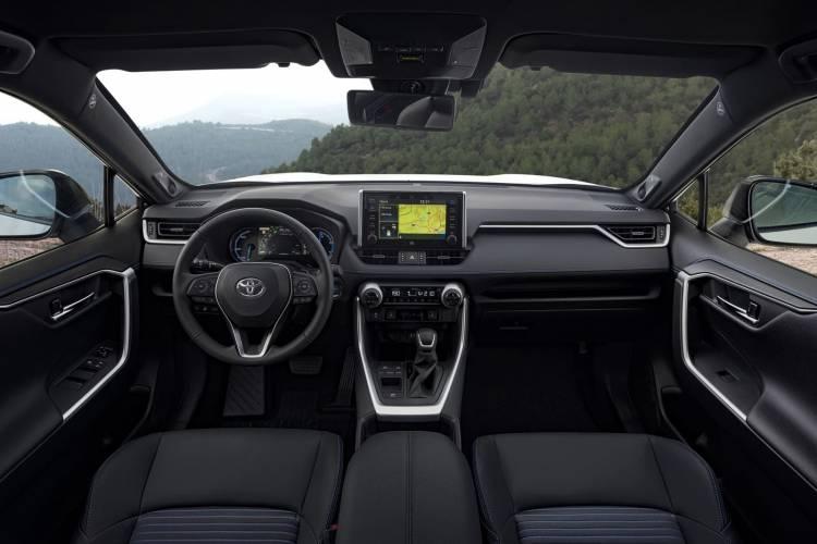 Toyota Rav4 2019 0119 001 Interior Habitaculo