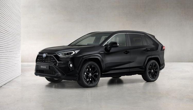 Toyota Rav4 Electric Hybrid 2021 02