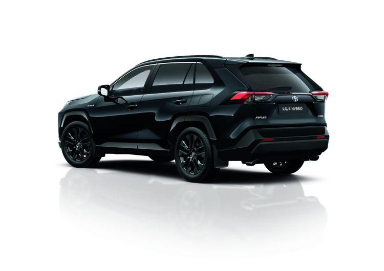 Toyota Rav4 Electric Hybrid 2021 04