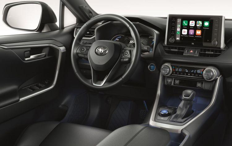 Toyota Rav4 Electric Hybrid 2021 06