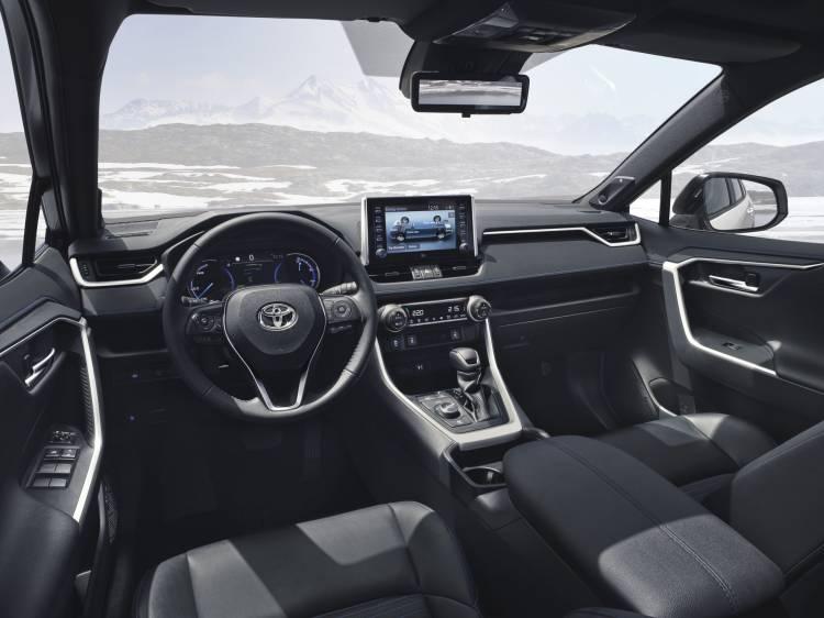 Toyota Rav4 Hybrid Consumos 2019 2