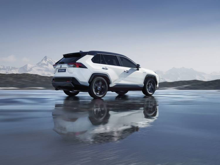 Toyota Rav4 Hybrid Consumos 2019 5