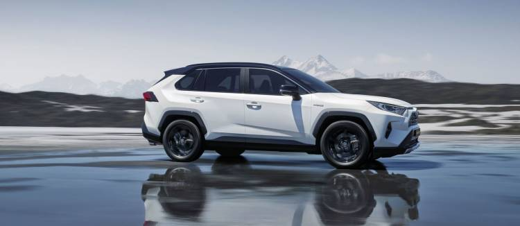 Toyota Rav4 Hybrid Consumos 2019 P