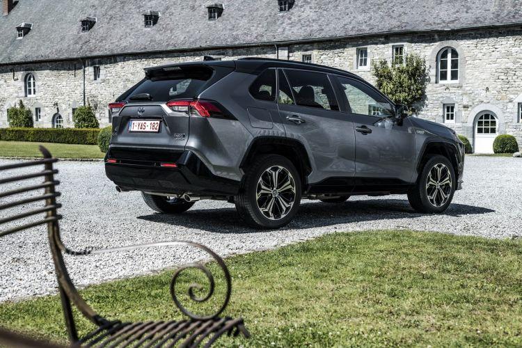 Toyota Rav4 Phev 2021 0421 062