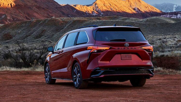 Toyota Sienna 2020 18