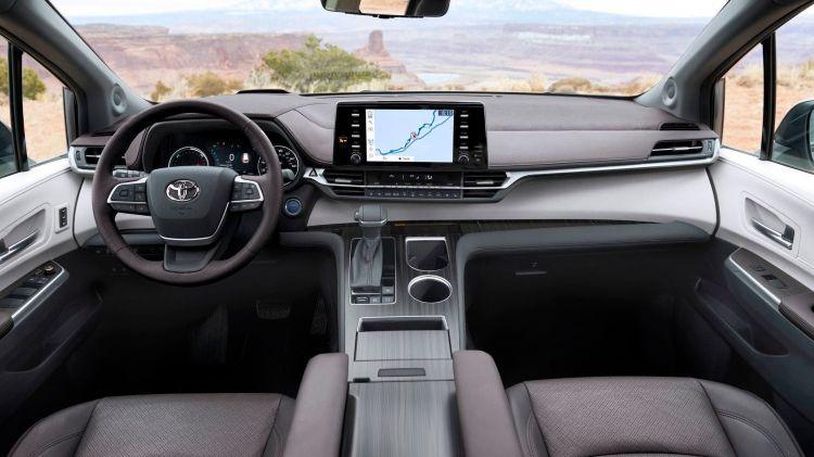 Toyota Sienna 2020 8