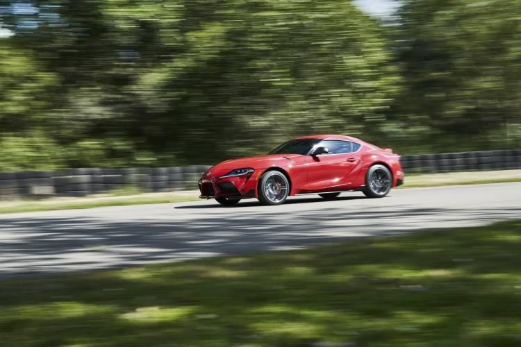 Toyota Supra 2019 018