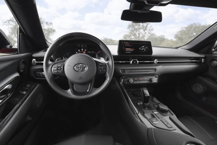 Toyota Supra 2019 037
