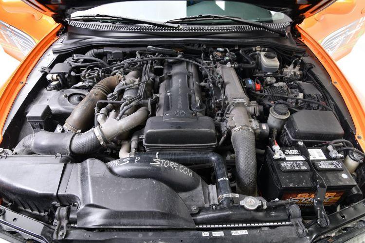 Toyota Supra A Todo Gas Subasta 10
