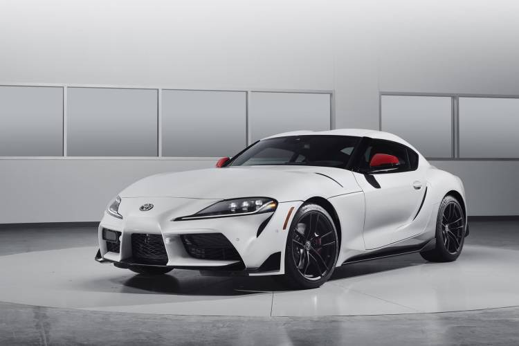Toyota Supra Blanco Exterior 2019 045