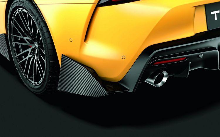 Toyota Supra Kits Trd 4