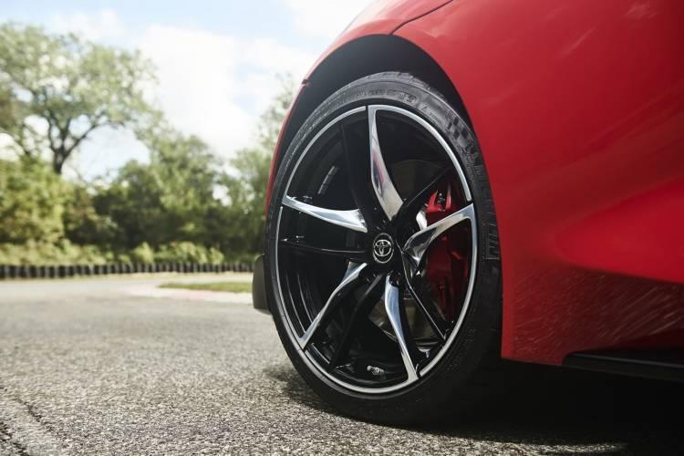 Toyota Supra Llanta Rueda 2019 024