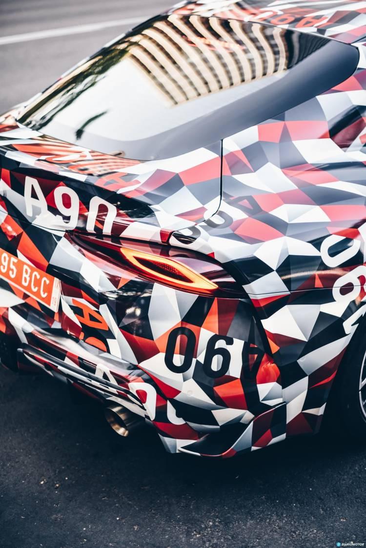 Toyota Supra Prueba 32