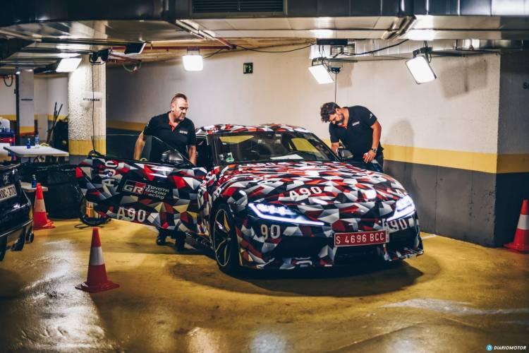 Toyota Supra Prueba 39