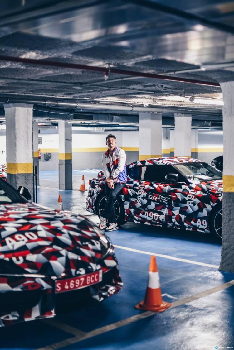 Toyota Supra Prueba 47
