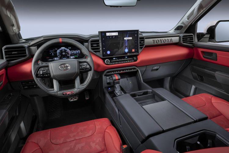 Toyota Tundra 2022 07 Interior