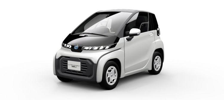 Toyota Ultra Compact Bev P