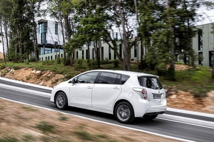 Toyota Verso 1.6 D-4D: el primer Toyota con motor BMW