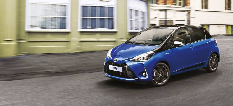 Toyota Yaris Coches Hibridos Alternativas Diesel