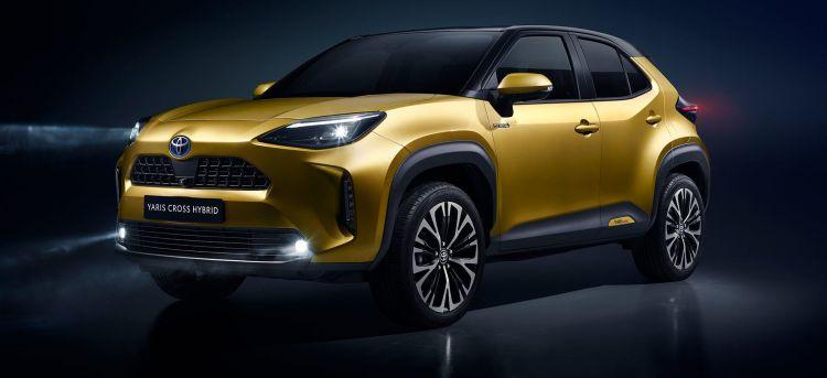 Toyota Yaris Cross 2020 03 Frontal