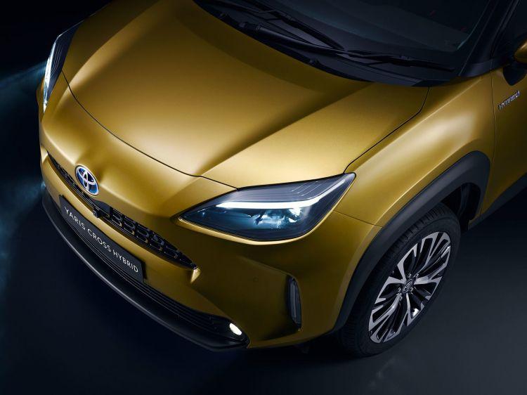 Toyota Yaris Cross 2020 04