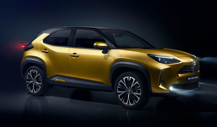 Toyota Yaris Cross 2020 05