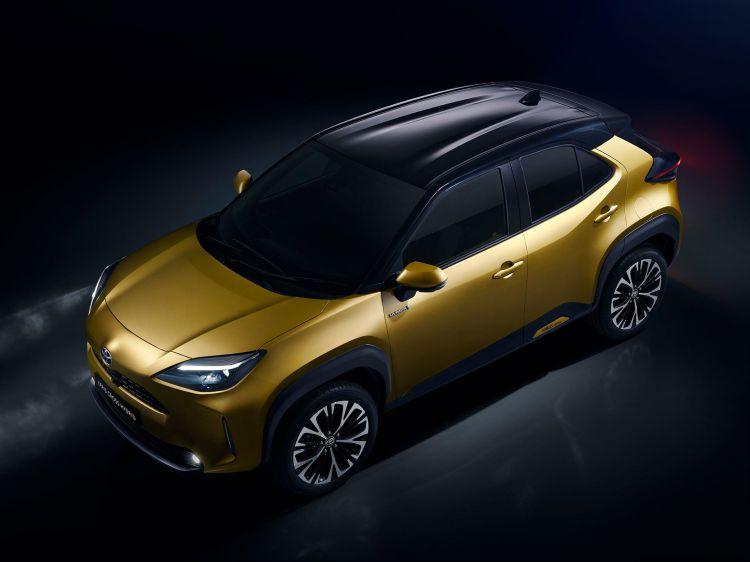 Toyota Yaris Cross 2020 06