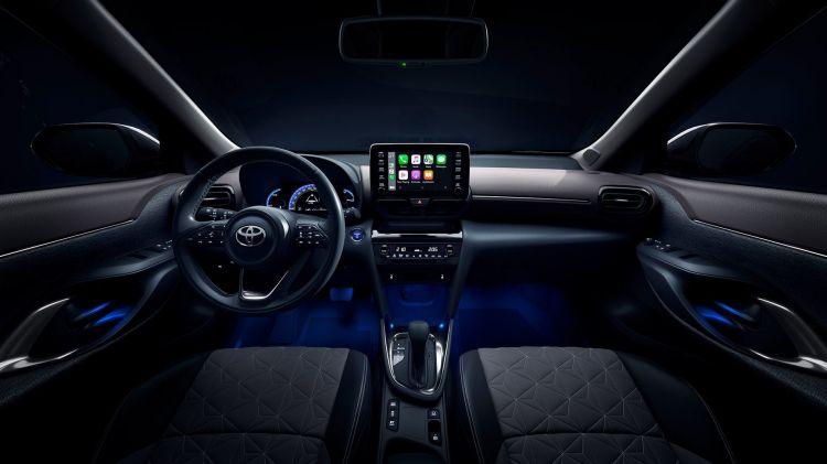 Toyota Yaris Cross 2020 09 Interior