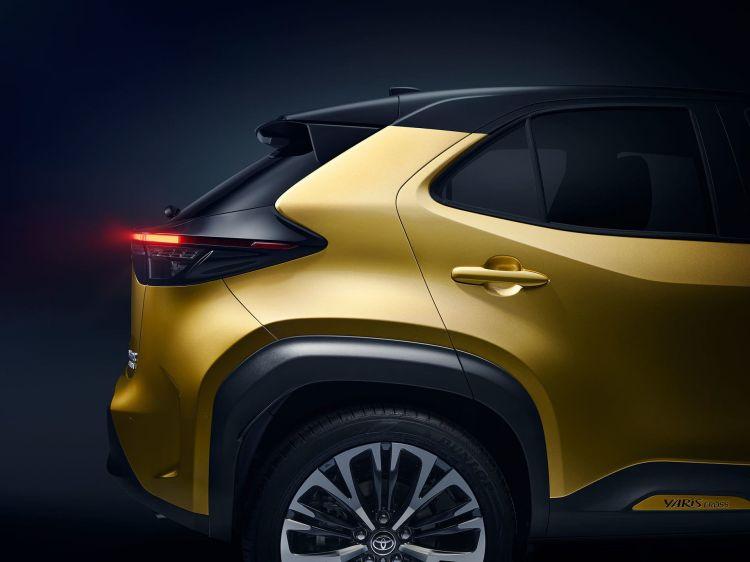 Toyota Yaris Cross 2020 12
