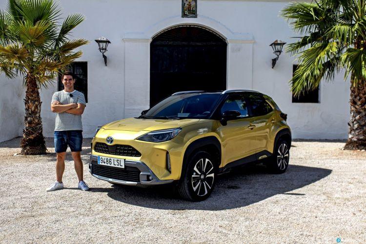 Toyota Yaris Cross 2021 David Clavero