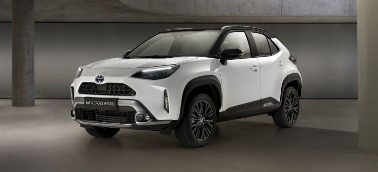 Toyota Yaris Cross 2021 Precios