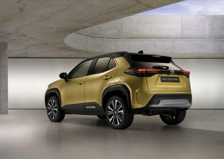 Toyota Yaris Cross Adventure 2021 0321 020