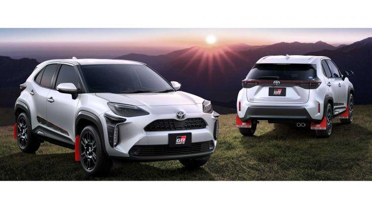 Toyota Yaris Cross Gazoo Racing 11