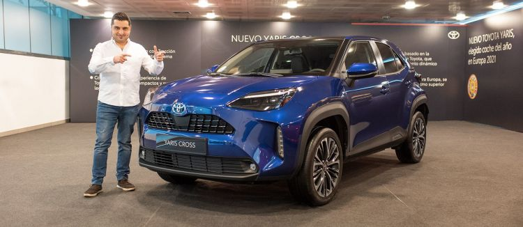 Toyota Yaris Cross Video 2021