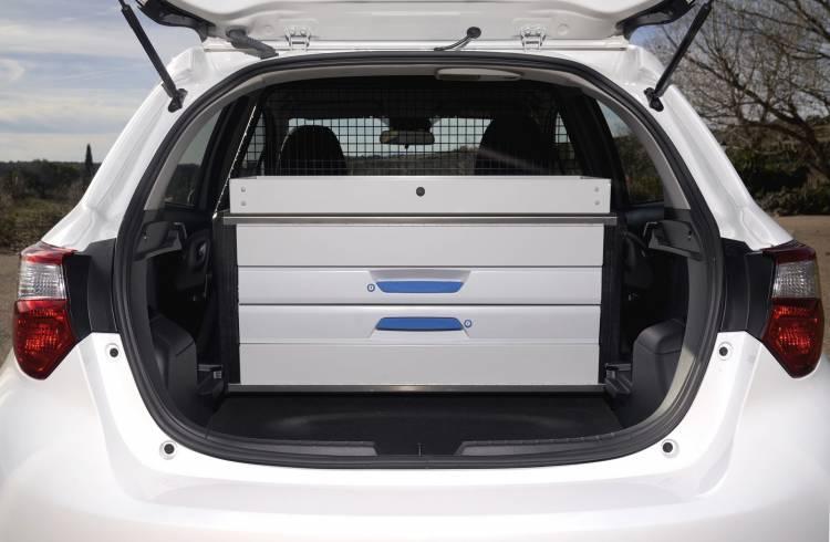 Toyota Yaris Ecovan 2