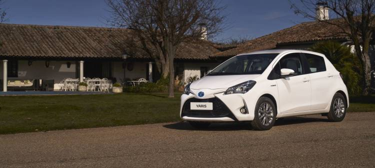 Toyota Yaris Ecovan P