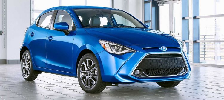 Toyota Yaris Eeuu P