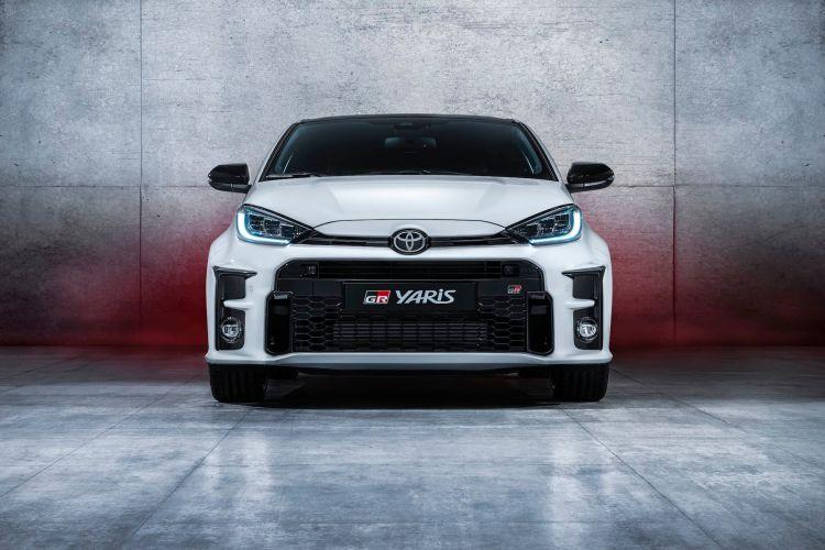 Toyota Yaris Gr Dm 2