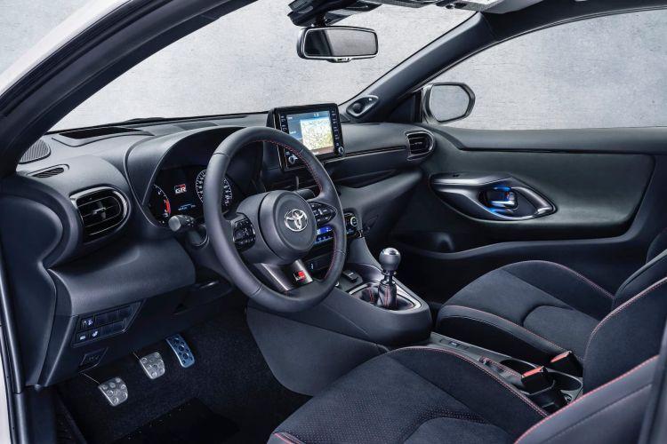 Toyota Yaris Gr Dm 4