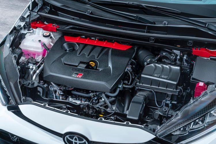 Toyota Yaris Gr Dm 6