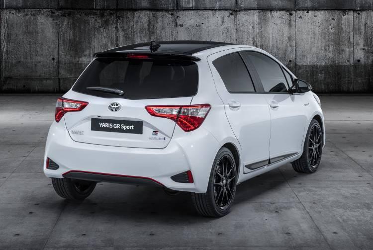Toyota Yaris Gr Sport 2018 02