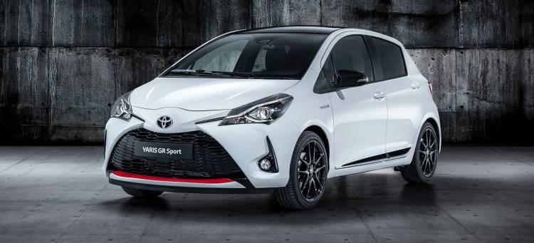 Toyota Yaris Gr Sport 2018 04