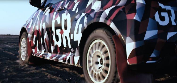 Toyota Yaris Grmn 2020 Adelanto 2
