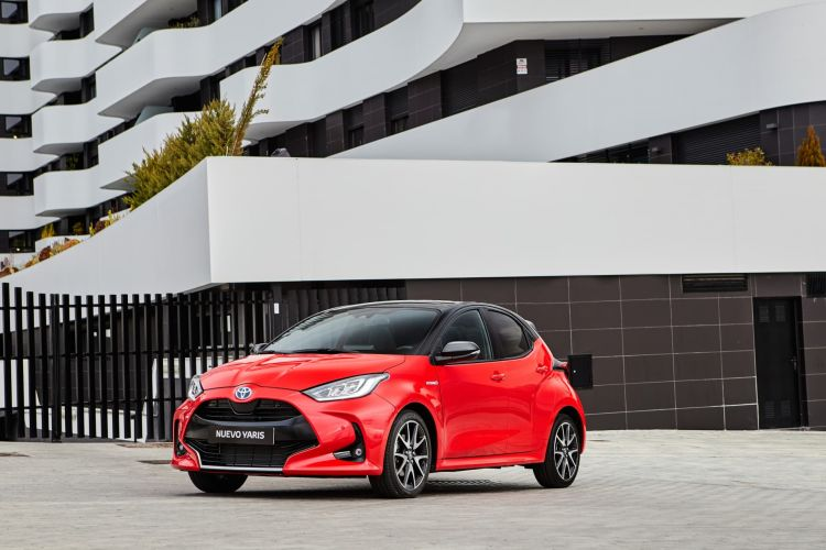 Toyota Yaris Oferta Agosto 2021 01
